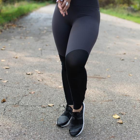 a37725137bd42 Fabletics Pants | Nwt Cashel Foldover Powerform Legging | Poshmark